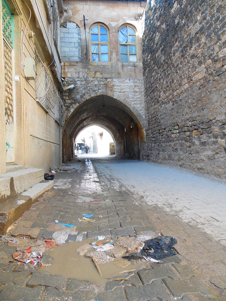 schnelle Farbe Waren des täglichen Bedarfs Rabatt bis zu 60% Kilis'te ara sokaklar bakımsız! | Kilis Kent Gazetesi