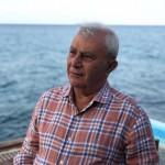 Yazarımız Mehmet Cemal Çiftçigüzeli ve kaldığı, istirahat ettiği mekan (1)