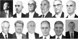 cumhurbaşkanlarımız