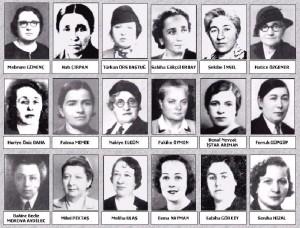 ilk kadın milletvekillerimiz